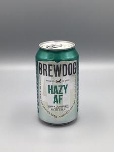 Brewdog - Hazy AF (12oz Can) - Non-Alcoholic